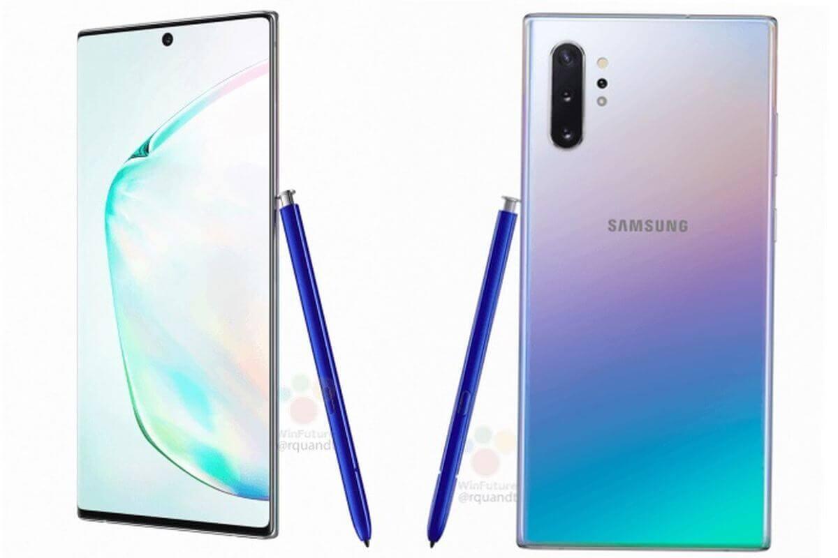 Black Friday Deutschland Samsung Galaxy Note 10 Plus 2