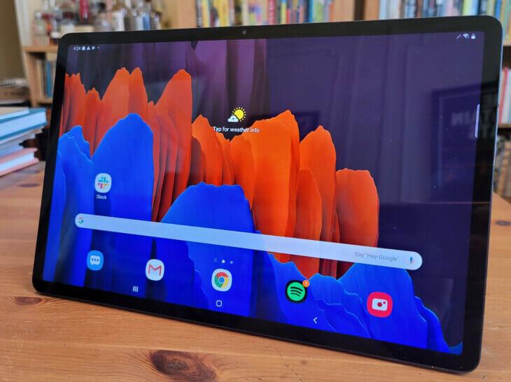 Black Friday Deutschland Samsung Galaxy Tab S7 +